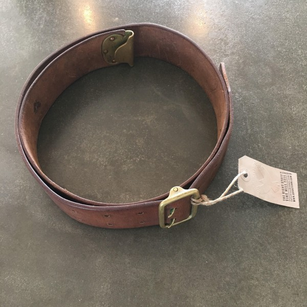30s Leather Belt